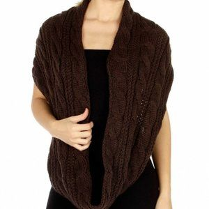 Winter Warmers - Chunky Cable Knit Infinity Scarf